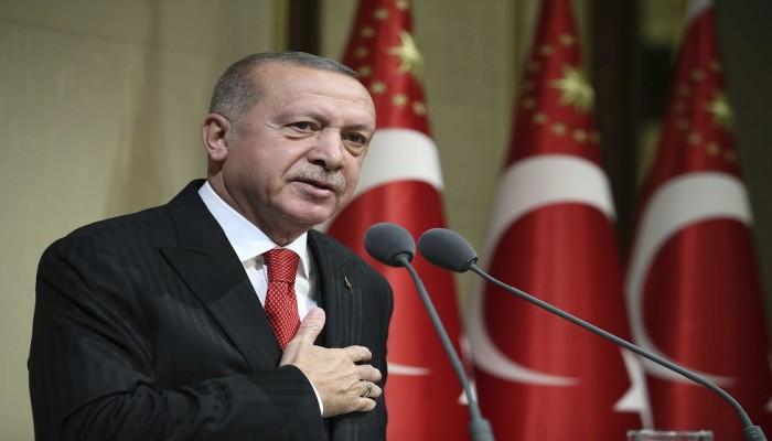 أردوغان يشارك في قمة العشرين التي دعت إليها السعودية
