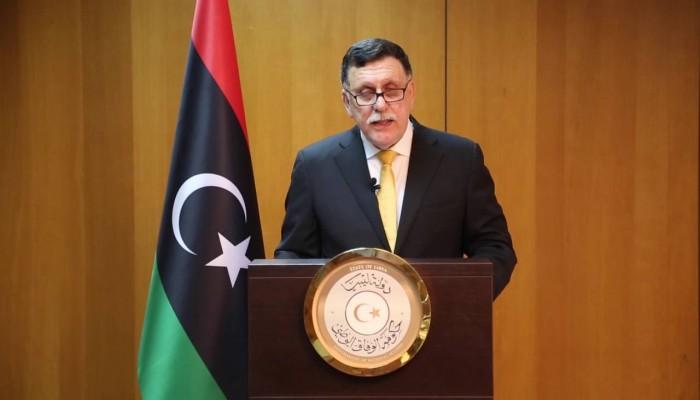 ليبيا.. السراج يطلق عملية عاصفة السلام ضد قوات حفتر