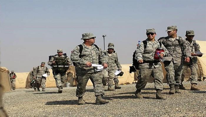 هجوم صاروخي جديد على قاعدة تضم جنودا للتحالف الدولي بالعراق