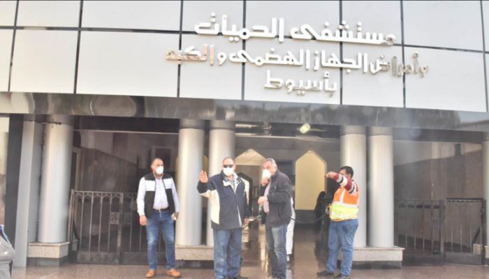 البحث عن 30 مصريا عائدين من إيطاليا للتأكد من خلوهم من كورونا