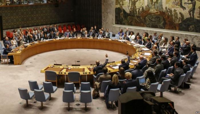 طريقة جديدة للتصويت داخل مجلس الأمن للوقاية من كورونا