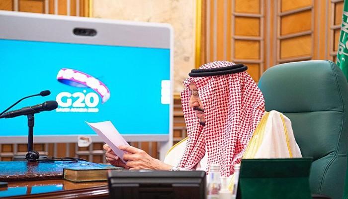 كورونا يخيب آمال بن سلمان في قمة العشرين