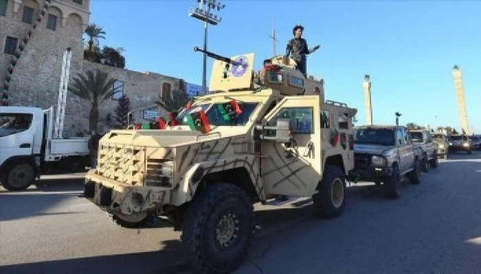قوات الوفاق الليبية تحرز تقدما عسكريا بضواحي طرابلس