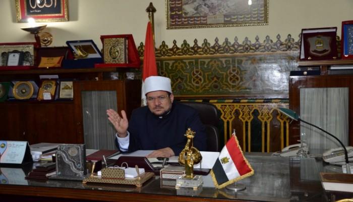 الأوقاف المصرية تنهى خدمة إمام مسجد فتح زاوية لأداء صلاة الفجر