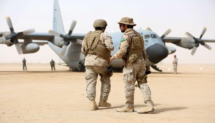 التحالف يعترض طائرات للحوثيين جنوبي السعودية