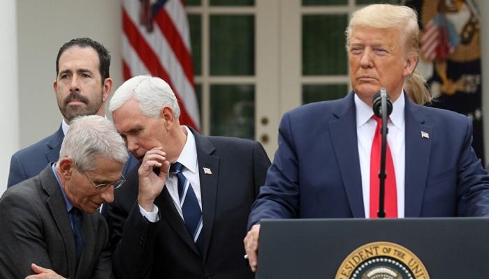 كيف يغير كورونا الحسابات الجيوسياسية لأمريكا؟