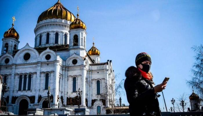 روسيا تعلن إغلاق كافة المطاعم والمقاهي لمواجهة كورونا