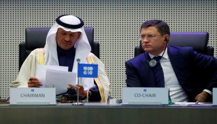 السعودية تنفي التواصل مع روسيا بشأن توسيع أوبك+