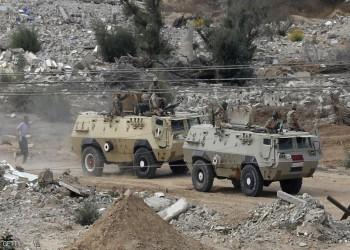 مصادر: الجيش المصري يقتل 16 مسلحا بشمال سيناء