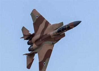 غارة إسرائيلية على موقع لحماس في غزة