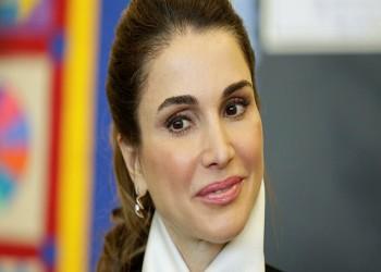 ملكة الأردن تتضرع إلى الله بأن يحفظ إربد الموبوءة بكورونا