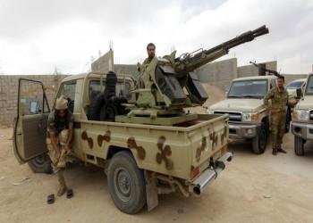 قوات الوفاق تستهدف غرفة عمليات لقوات حفتر في محيط سرت