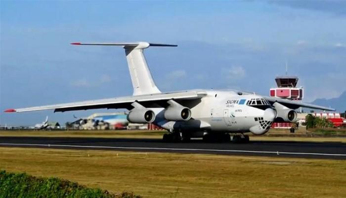 الإمارات ترسل 3 طائرات شحن عسكرية إلى ميليشيات حفتر