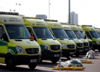 بريطانيا.. 260 وفاة جديدة بكورونا وإجمالي الوفيات 1019