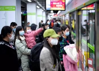 القطارات الصينية تتوقف من جديد في مدينة ووهان بؤرة كورونا الأولى