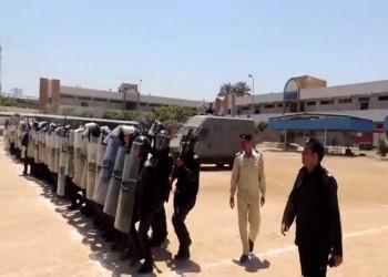 خاص.. ذعر في سجن الجيزة بمصر للاشتباه في 3 إصابات بكورونا