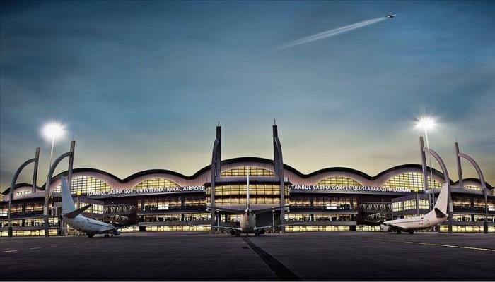 مطار صبيحة في إسطنبول يوقف جميع رحلاته بسبب كورونا