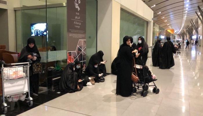 البحرين تعلن إجلاء مواطنيها العالقين في قطر الأحد