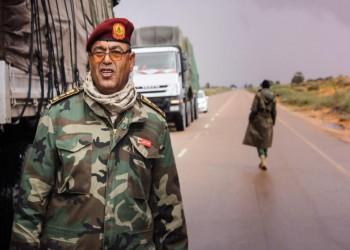 ليبيا.. مقتل قائد بارز بقوات حفتر قرب سرت بقصف للوفاق