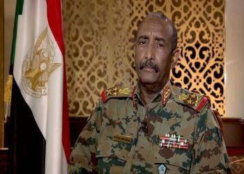 السودان يسقط طائرة مسيرة حلقت فوق منزل البرهان