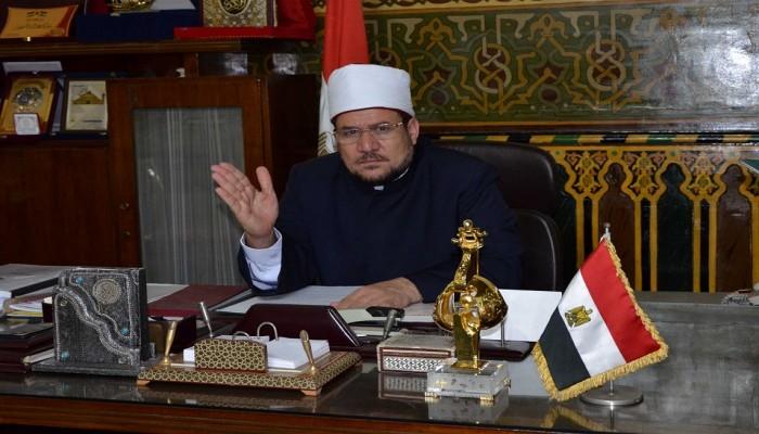 مصر تمدد إغلاق المساجد وتعليق صلوات الجماعة لأجل غير مسمى