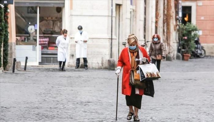 ارتفاع وفيات إيطاليا بسبب كورونا إلى 10 آلاف و779
