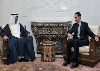 ماذا قالت المعارضة السورية عن اتصال بن زايد والأسد؟