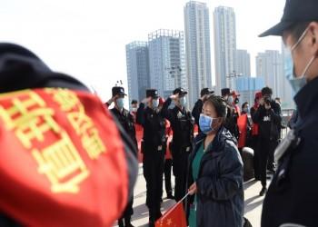 انحسار كورونا بالصين.. 4 وفيات و31 إصابة جديدة