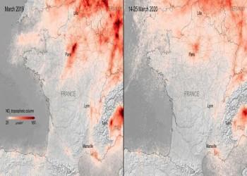 المدن الأوروبية تتنفس هواء أنظف بعد الإغلاق بسبب كورونا