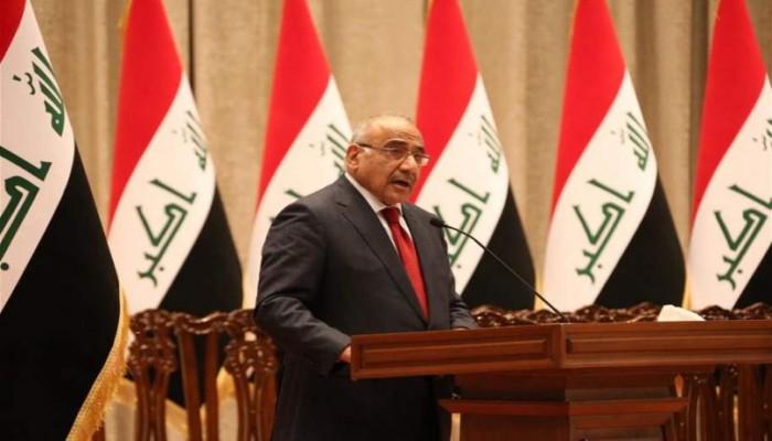 العراق يدين استهداف القواعد العسكرية والممثليات الأجنبية
