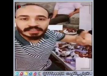 كويتيون يتضامنون مع المصري صاحب فيديو الكيكة عقب ترحيله