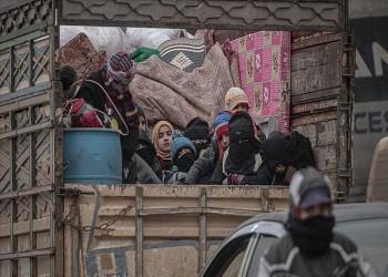 إدلب.. 35 ألف سوري يعودون إلى منازلهم عقب وقف إطلاق النار