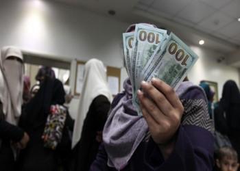 قطر توزع الدفعة الـ14 من مساعداتها على أسر غزة