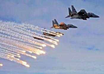 التحالف يشن ضربات جوية على صنعاء ردا على صواريخ الحوثي