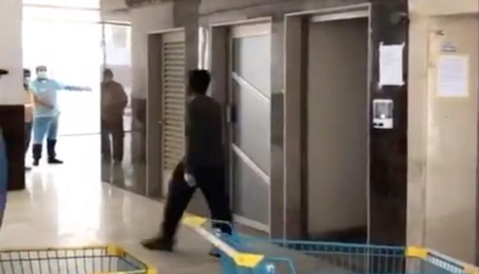 كيف نقلت السلطات الكويتية مصابين بكورونا من عمارة سكنية؟ (فيديو)