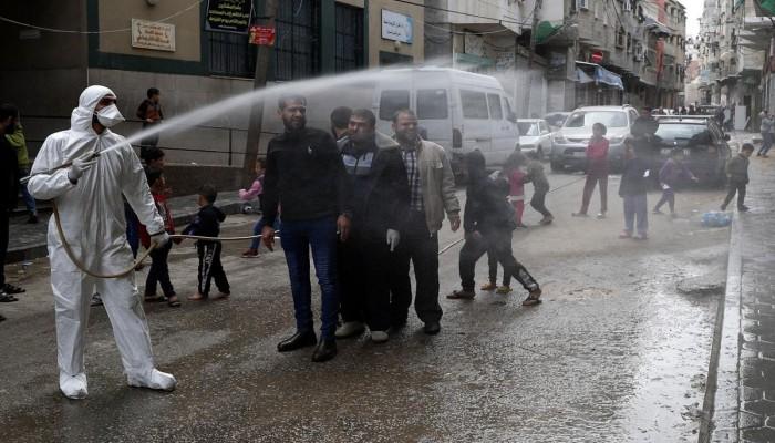 غزة.. إصابة جديدة بكورونا ترفع الحصيلة إلى 10
