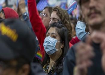 وفيات كورونا بالولايات المتحدة تتجاوز 3 آلاف