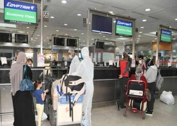 2328 مقيما غادروا الكويت 84% منهم مصريون