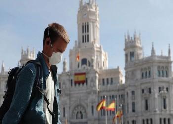 إسبانيا تسجل أعلى حصيلة يومية لوفيات كورونا بزيادة 849 حالة