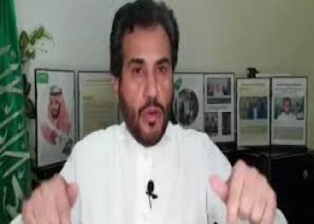 كاتب سعودي يتمنى الصحة والعافية لشعب إسرائيل