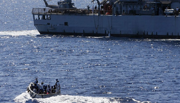 """الاتحاد الأوروبي يطلق """"إيريني"""" لمراقبة حظر الأسلحة لليبيا وتهريب النفط"""