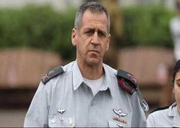 رئيس أركان الجيش الإسرائيلي سيدخل الحجر الصحي