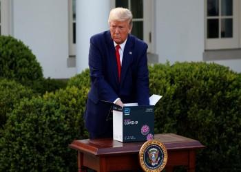 ترامب يمدد إغلاق أمريكا حتى نهاية أبريل