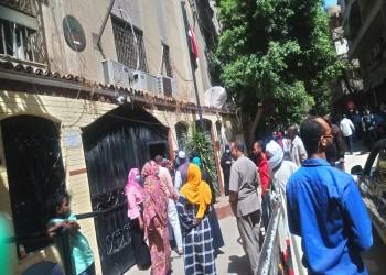 السودان يغلق سفارته بمصر إثر أحداث شغب