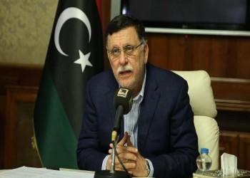 الوفاق الليبية تتحفظ على إيريني الأوروبية