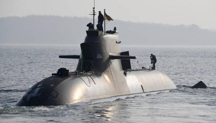 الحكومة الألمانية تقر توريد غواصة لمصر و4 سفن حربية لإسرائيل