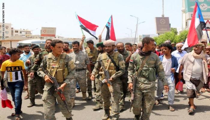 تقارير: قوات يمنية تصل عدن بعد تلقي تدريبات بالسعودية