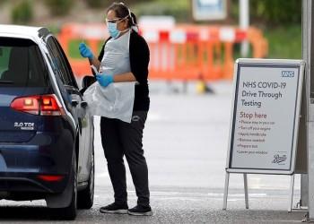 بريطانيا تتعهد بزيادة عدد فحوص كورونا لـ25 ألف يوميا