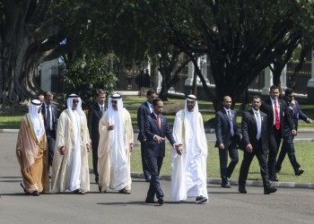 بلومبيرج: الإمارات تخطط لإزاحة السعودية عن إندونيسيا