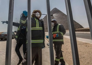 مصر تسجل 6 وفيات و69 إصابة جديدة بكورونا